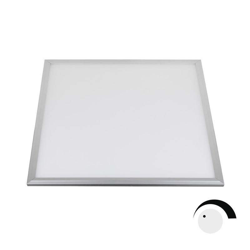 Panel 50W, ChipLed Samsung + TUV driver, 60x60cm, 0-10V regulable, Blanco neutro, Regulable